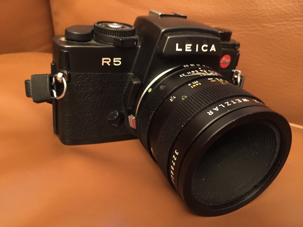 Leica R 5